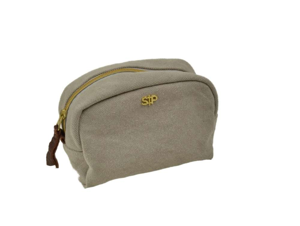 Syster P Stor Sminkepung light grey