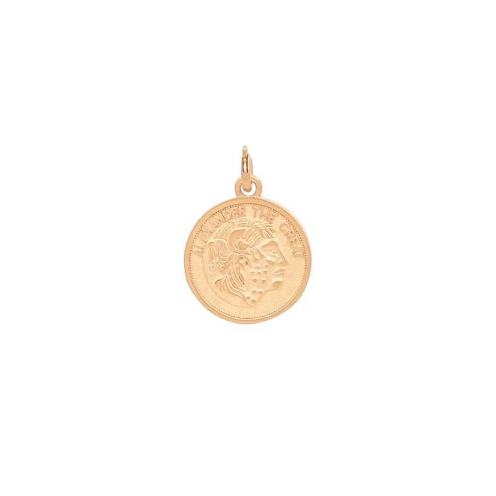 Camilla Øhrling Alexander mynt med halskjede