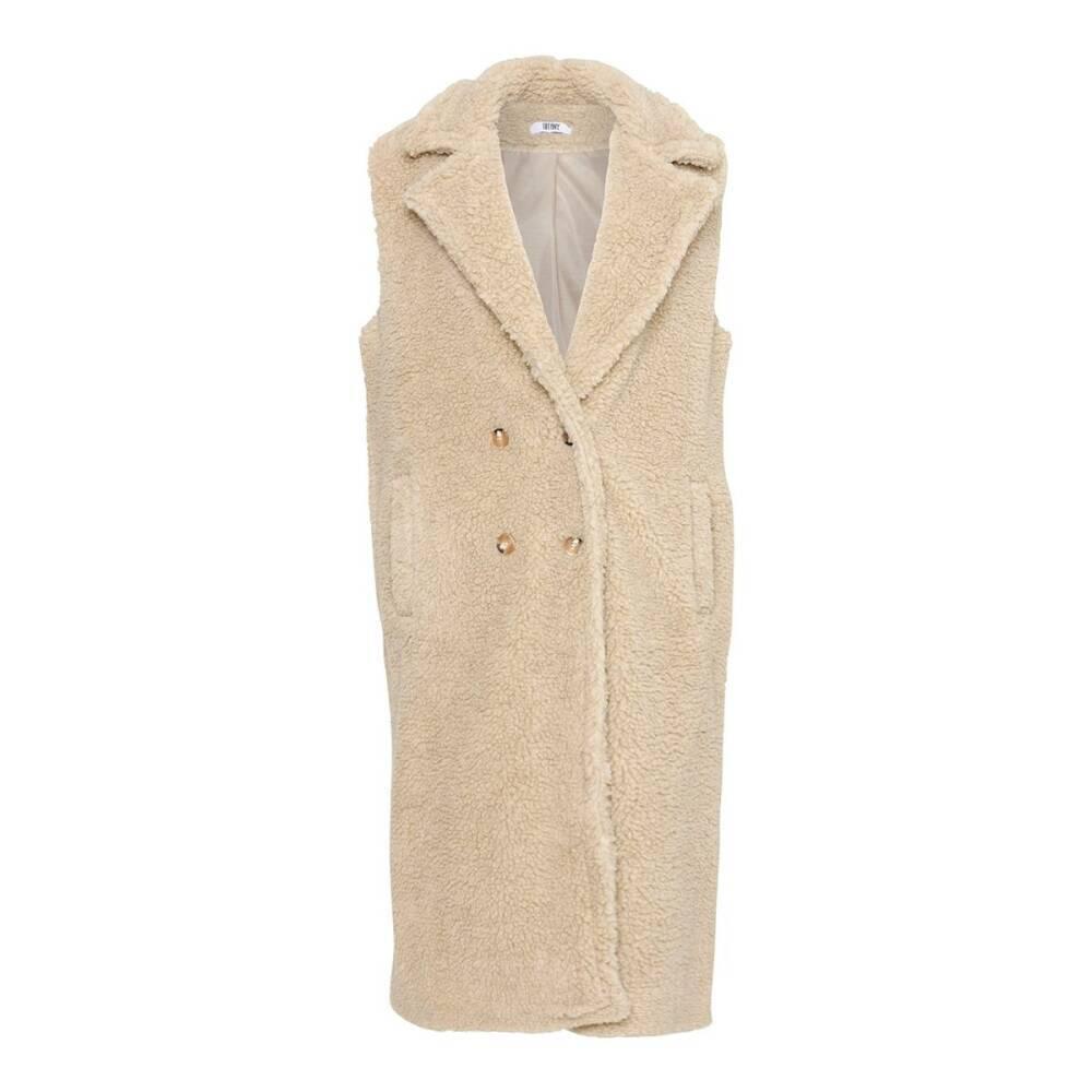 Tiffany Ferd Waistcoat, Teddy Fur