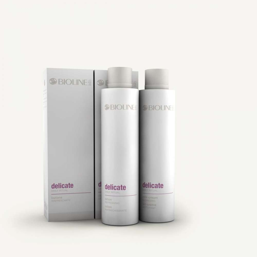 Delicate Cleansing Milk-cream 200ml